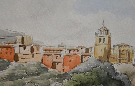 cursos-acuarela-dibujo-madrid-Arte Aguado
